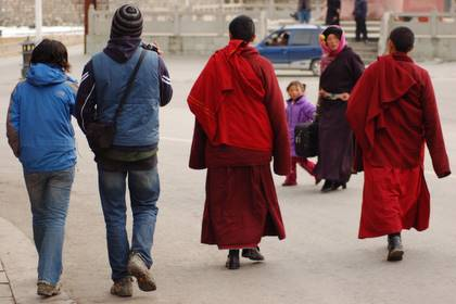 walkingwithmonks.JPG