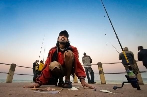 Fishing cliques.