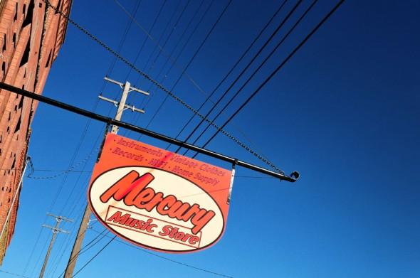 Mercury / heavy metal.