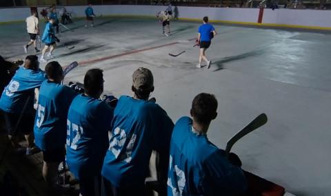 Hockey Night in Kandahar
