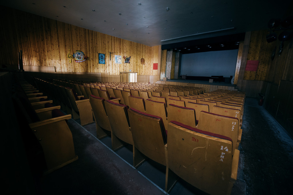 Ghost Cinema:
