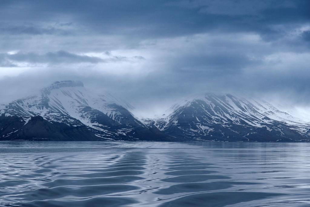 Callous Sky, Ordered Sea:
