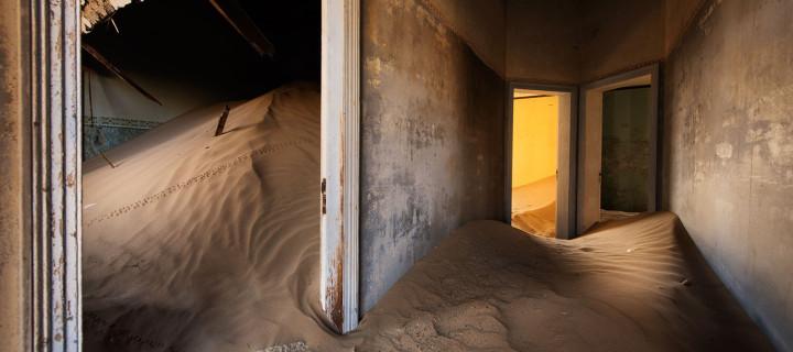 Namibia's Sand Castle Kingdom